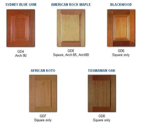 sc 1 st  Spec-Net & Kitchen Cupboard Doors in Solid Timber by Glowood Timber Products pezcame.com