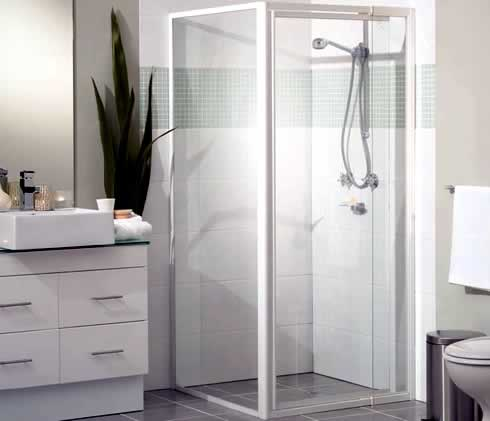 Capral Present Their Aqua Style 174 Series 1000 Diy Shower Screen