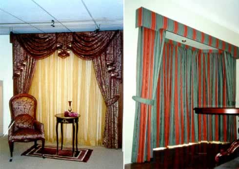 A wide range of european and australian curtains and drapes from euro track