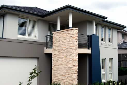 Craft Stone Stacked Stone Cladding From Austech External