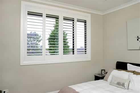 Quality Smart Stile plantation shutters from Half Price Shutters ...