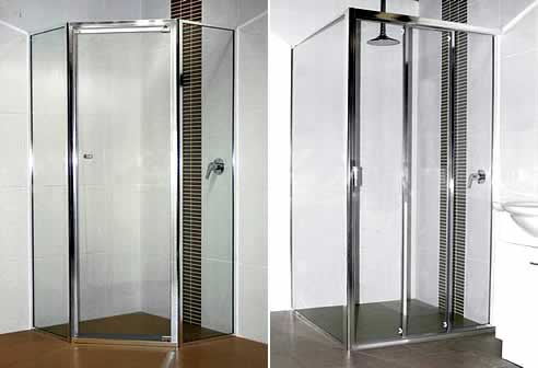 Kewco Products frameless glass