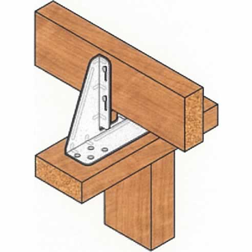 Bracewall bracket from mitek australia for timber frames House brackets