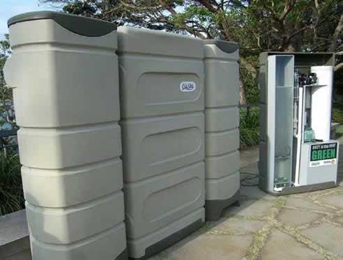 Composting Toilets and Greywater Re-use systems will recycle your organic waste and greywater. Worms will produce a rich fertiliser from your kitchen waste.