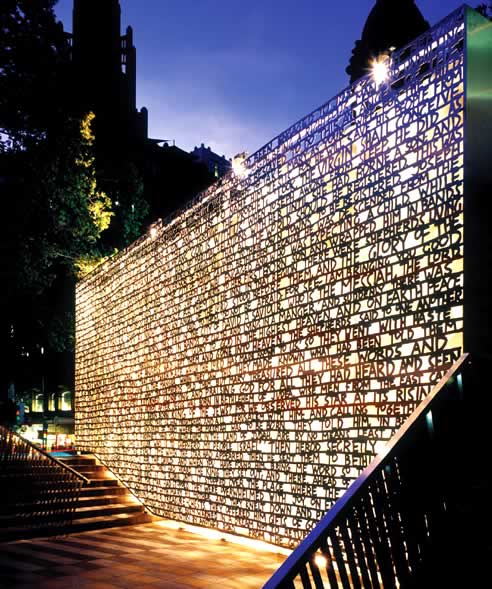 Architectural lighting from we ef lighting - Exterior architectural led lighting ...