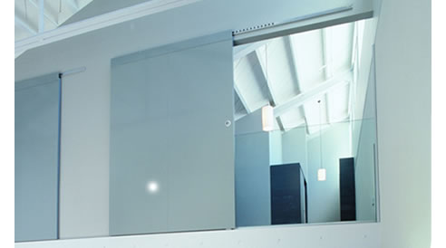 ... Application Interior sliding doors. Brio Profile & Straight Sliding Top Hung Doors from Brio
