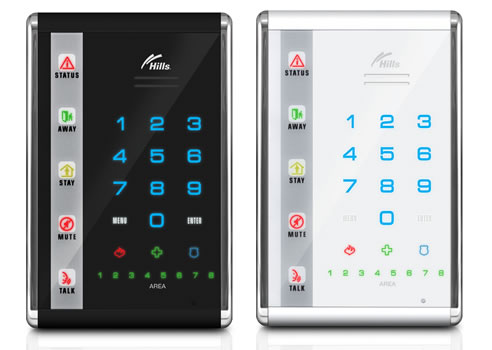 Hills Reliance Voicenav Security Code Pad From Direct
