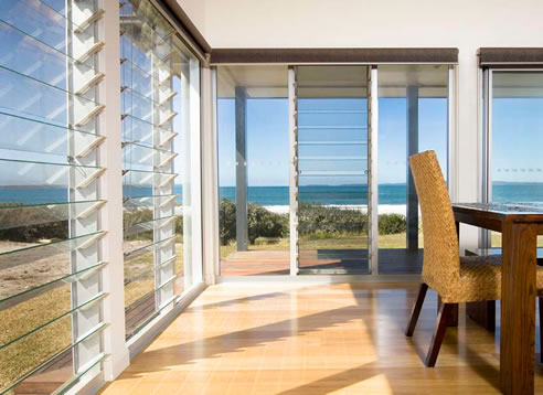 Adjustable Louvre Windows Architectural Window Systems