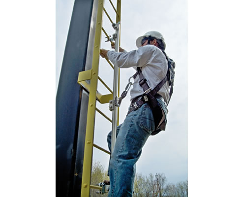 Fall Protection For Ladder And Structure Climbing Capital