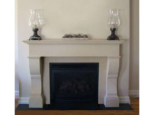 french provincial limestone fireplace richard ellis