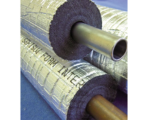 thermal pipe insulation  sc 1 st  Spec-Net & Thermal Insulation Hot u0026 Cold Pipe Thermobreak Tube Northgate QLD 4013