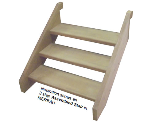 Pre Assembled Timber Stairs Karem Woodcraft Bayswater VIC 3153