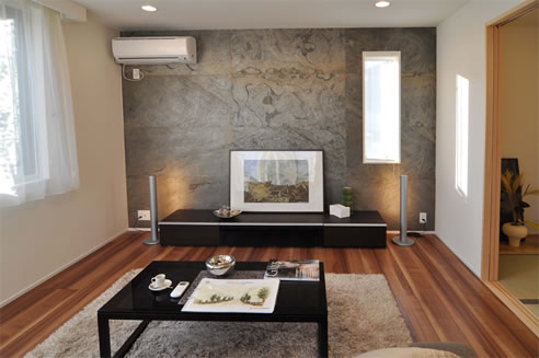 Stone feature walls using txtr lite sunshine north vic 3020 for Front room feature wallpaper
