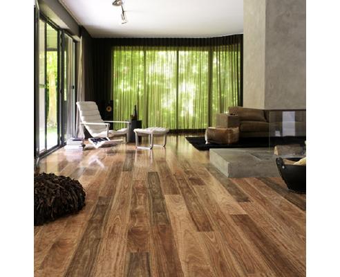 Kraus Legacy Laminate Plank Flooring.