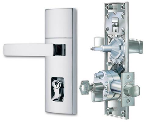 Trilock Door Hardware Melbourne   Gainsborough