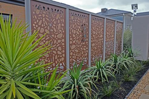 Garden Screens Qaq Architectural
