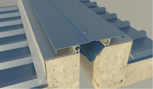 Multi Directional Roof Expansion Joint Unison Joints