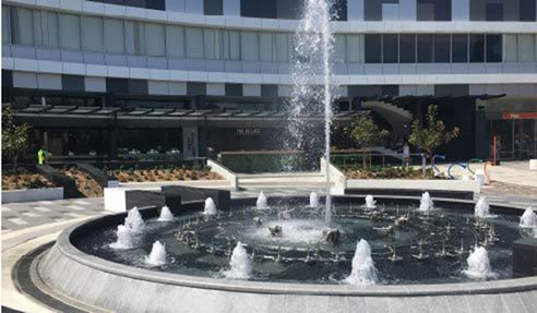 Fountain Narellan Town Centre