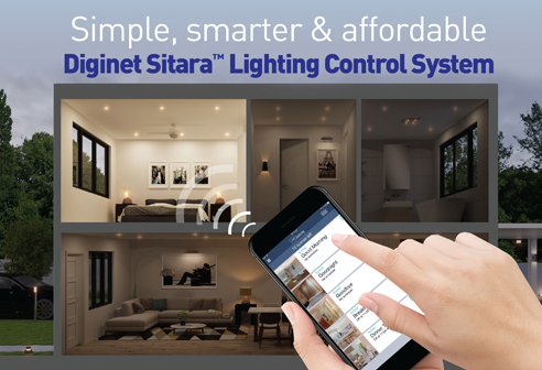 Lighting control from Gerard Lighting