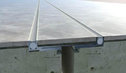 Designer Range Expansion Joint Cover Plates Unison Joints