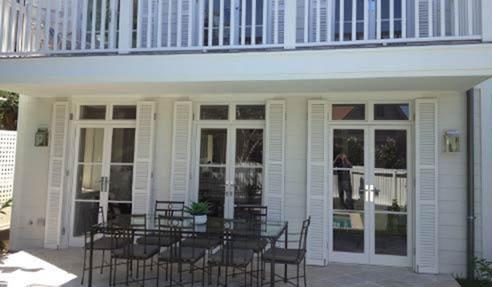 External Timber French Doors Wilkins Windows