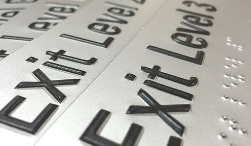 Braille on a Budget to Meet Your Deadlines from Hillmont Signs Sydney