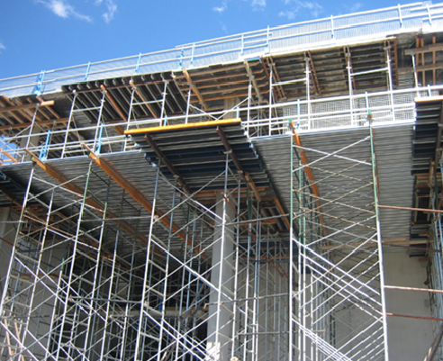 Composite Structural Steel Formwork Systems from Formdeck