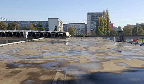 External Remedial Waterproofing with Projex Group