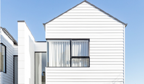 Fibre Cement Weatherboard System from CHAD Group Australia