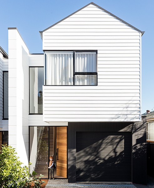 Fibre Cement Weatherboard System
