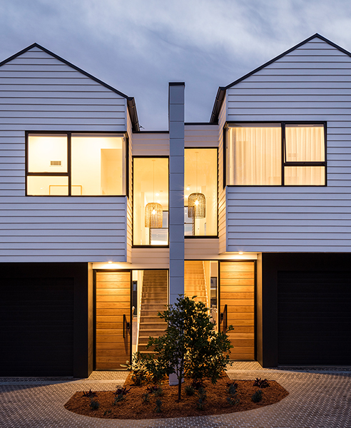 Safety Fibre Cement Weatherboard System