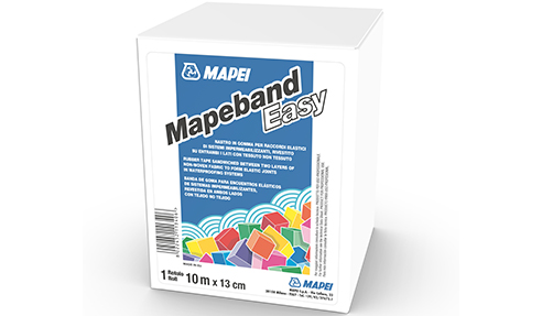 Mapeband Easy for Elastic Waterproof Joints