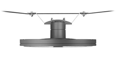 Powerful Catenary Luminaires from WE-EF