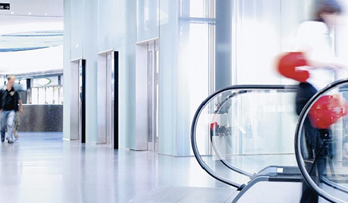 Smart Mobility Solutions for Malls & Retail from Schindler Lifts