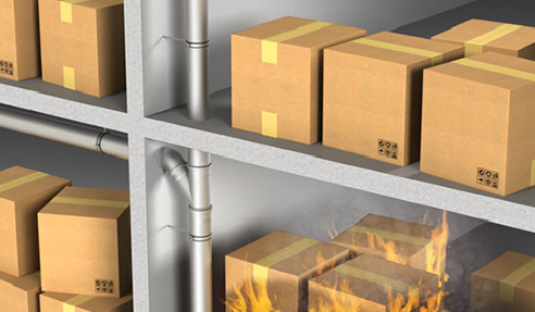 Fire-Resistant Stainless Steel Pipe Systems