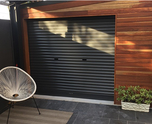 Visionshield Solid or Punched Roller Shutters from Rollashield