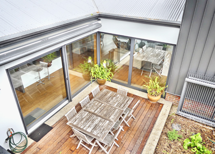 Doors for Outdoor Living Spaces from Paarhammer