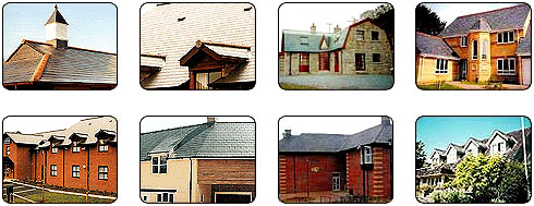 Exclusive Roof Shingles Tiles Amp Slate Combined