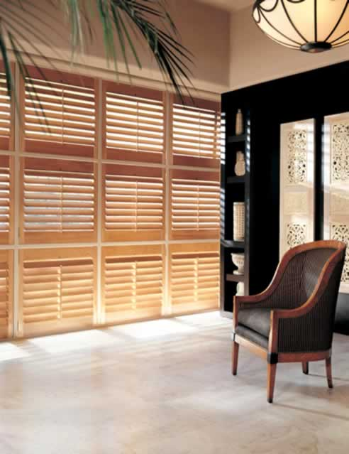 Luxaflex Presents Timber Shutters With A Modern Take