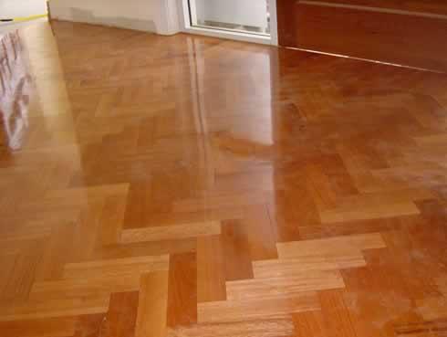 Synteko Classic Floor Finish Enhancing The Natural