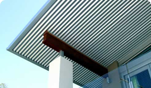 Ritek Custom Roof Panels From Composite Roofing Structures