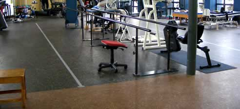 Dalsouple S Tuflex Rubber Flooring For Disabled Or Aged Care