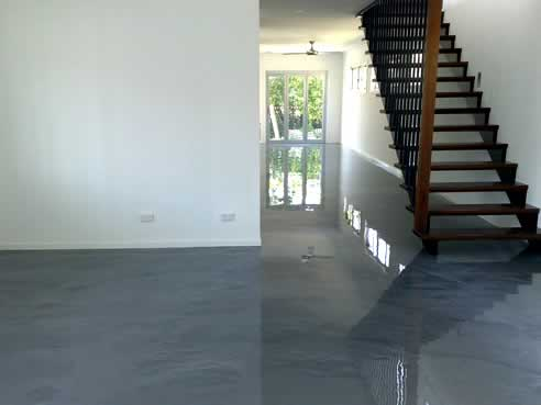 Polished Concrete Coating Floors By Aaa Sexy Floors