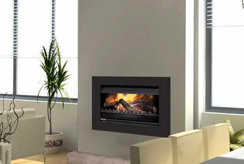 1050 Low Low Universal Wood Fire By Jetmaster Fireplaces
