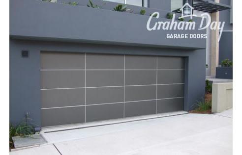 Garage Door Automation From Graham Day Doors Enchanting Designer Garage Door