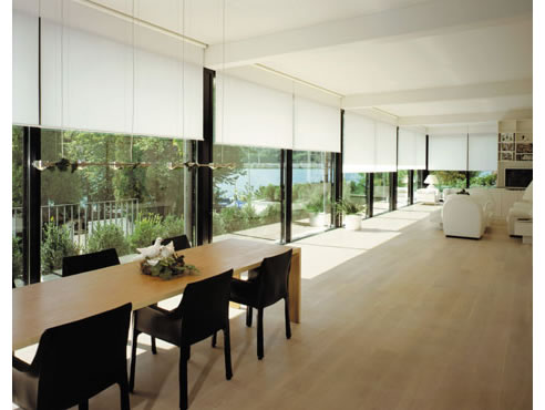 Roller Blinds From Silent Gliss