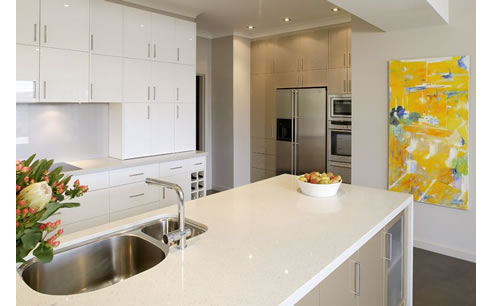 Kitchen Fit Out Melbourne From Tl Cabinets