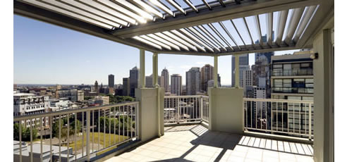 Operable Louvre Roof Systems Sydney From Vergola