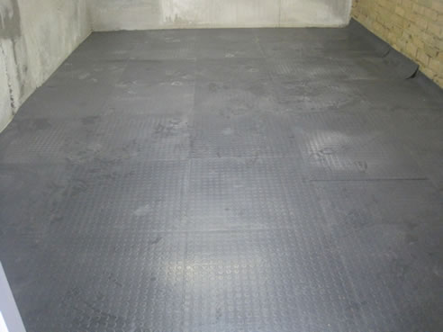 Natural Rubber Flooring Dalsouple Australasia