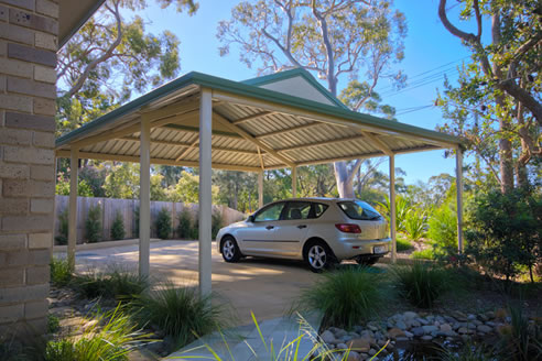 Carport Design And Construction Pergola Land Thornleigh
